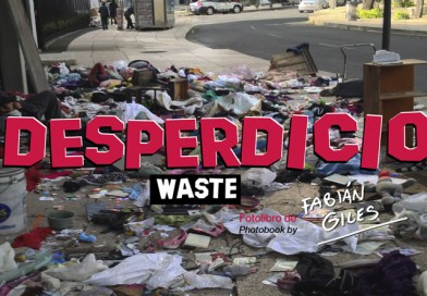 DESPERDICIO / WASTE  fotolibro digital