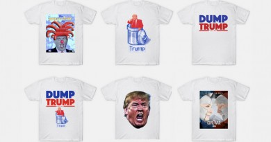 Playeras ANTI TRUMP